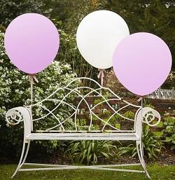 Grote ballonnen
