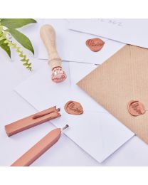 Wax stempel set LOVE