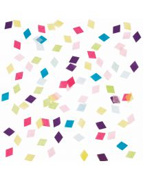 Confetti Multicolor Diamond