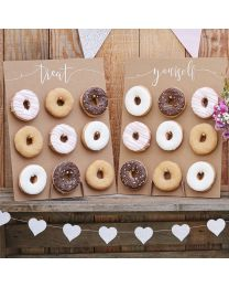 Donut Standaard Rustic Country