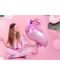 Flamingo Folie Ballon XL