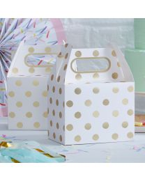 Party Box Gold Foil