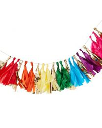 Multi Color Tassel Slinger