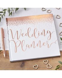 Rosé gouden Wedding Planner Beautiful Botanics