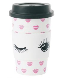 Coffee Mug Lips