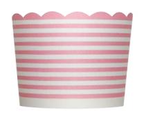 Baking Cups horizontale streep