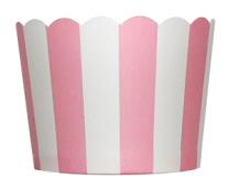 baking cups verticale streep