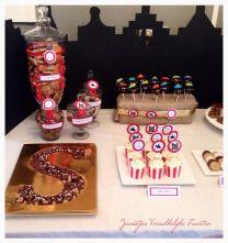 Sinterklaas cupcake toppers
