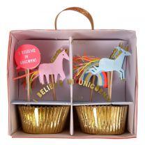 Cupcake kit Unicorn