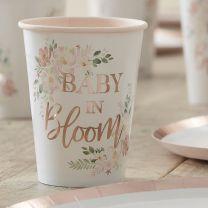 Bekertjes Baby in Bloom