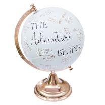 Alternatief Gastenboek Globe