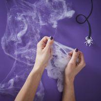 Uitrekbaar Nep Spinnenweb Creep it real