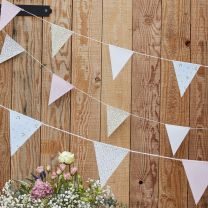 Slinger Floral Print Rustic Country