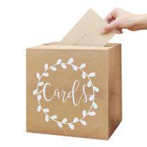 """Enveloppendoos """"Cards"""" Rustic Country"""