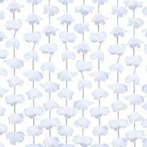 Witte bloemen backdrop Rustic Country