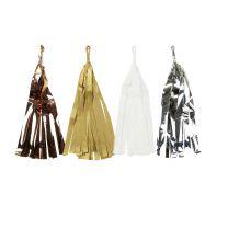 Tassel slinger Decadent Decs Metallic