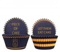 Cupcake vormpjes Preppy Deer