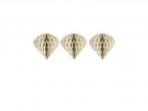 Honeycomb kegel zand 3/pack