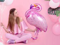 Flamingo Folie Ballon XL