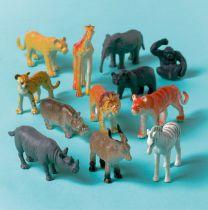 plastic dinosaurus figuurtjes