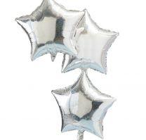 Holografische Sterren Folie ballonnen