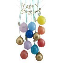 Ballonnen Deur Kit Regenboog