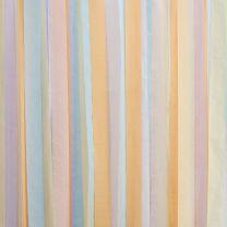 Backdrop Streamers Pastel