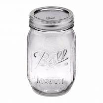 Ball Mason Jar pint regular 16oz