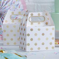Party Box Gold Foil