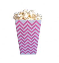 Popcorn bakje 6 stuks