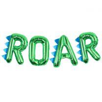 Dinosaurus ROAR ballon letterslinger