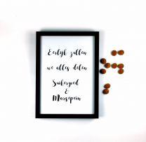 Poster Printable Sinterklaas