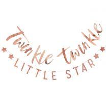 Twinkle Twinkle Rosé gouden slinger