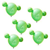 Cactus Pompom Ballonnen