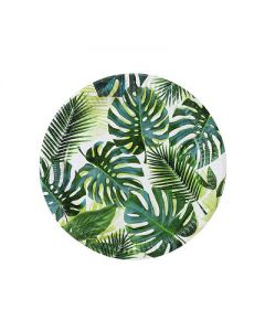 Bordjes Palmbladeren Tropical Fiesta