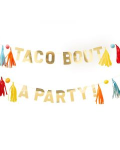 Gouden Slinger Taco bout a Party