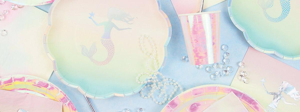 Mermaid Feest decoratie